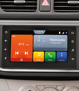 Smartplay Studio - 17.78  cm Touch Screen Infotainment System